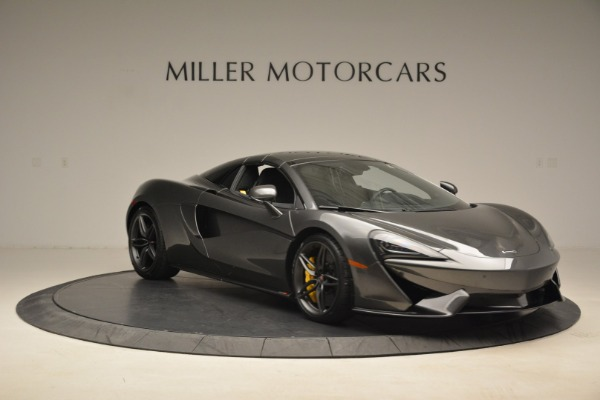 New 2018 McLaren 570S Spider for sale Sold at Maserati of Greenwich in Greenwich CT 06830 21