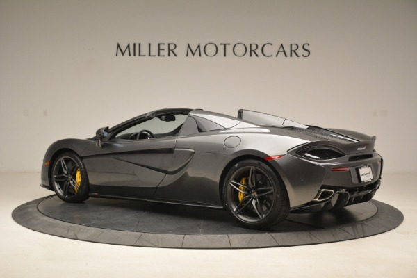 New 2018 McLaren 570S Spider for sale Sold at Maserati of Greenwich in Greenwich CT 06830 4