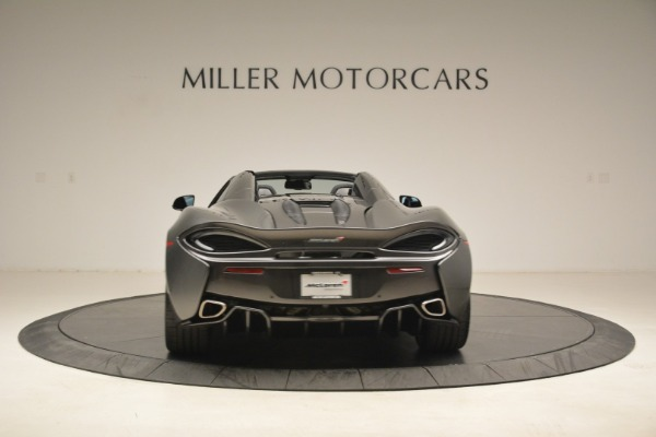 New 2018 McLaren 570S Spider for sale Sold at Maserati of Greenwich in Greenwich CT 06830 6