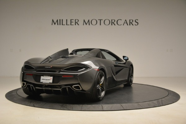 New 2018 McLaren 570S Spider for sale Sold at Maserati of Greenwich in Greenwich CT 06830 7