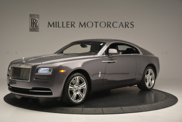 Used 2016 Rolls-Royce Wraith for sale Sold at Maserati of Greenwich in Greenwich CT 06830 2