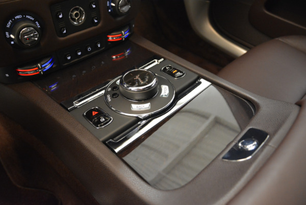 Used 2016 Rolls-Royce Wraith for sale Sold at Maserati of Greenwich in Greenwich CT 06830 20