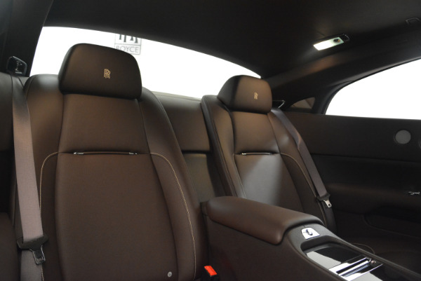 Used 2016 Rolls-Royce Wraith for sale Sold at Maserati of Greenwich in Greenwich CT 06830 26