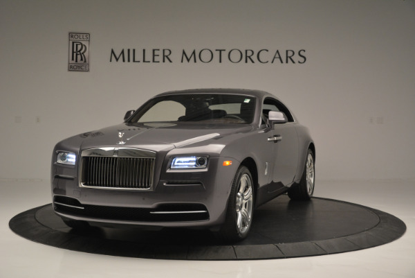 Used 2016 Rolls-Royce Wraith for sale Sold at Maserati of Greenwich in Greenwich CT 06830 1