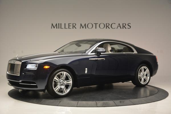 New 2016 Rolls-Royce Wraith for sale Sold at Maserati of Greenwich in Greenwich CT 06830 2