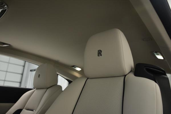 New 2016 Rolls-Royce Wraith for sale Sold at Maserati of Greenwich in Greenwich CT 06830 28
