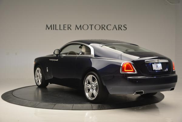 New 2016 Rolls-Royce Wraith for sale Sold at Maserati of Greenwich in Greenwich CT 06830 5