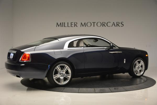 New 2016 Rolls-Royce Wraith for sale Sold at Maserati of Greenwich in Greenwich CT 06830 8
