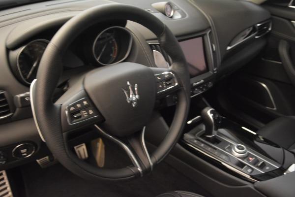 New 2018 Maserati Levante S Q4 GranSport for sale Sold at Maserati of Greenwich in Greenwich CT 06830 16