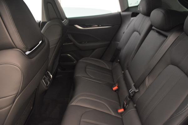 New 2018 Maserati Levante S Q4 GranSport for sale Sold at Maserati of Greenwich in Greenwich CT 06830 18