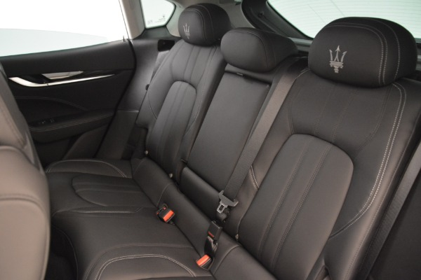 New 2018 Maserati Levante S Q4 GranSport for sale Sold at Maserati of Greenwich in Greenwich CT 06830 19