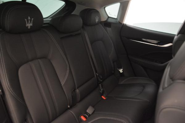 New 2018 Maserati Levante S Q4 GranSport for sale Sold at Maserati of Greenwich in Greenwich CT 06830 25