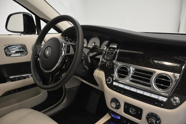 New 2016 Rolls-Royce Wraith for sale Sold at Maserati of Greenwich in Greenwich CT 06830 17