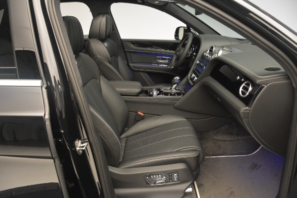 New 2019 Bentley Bentayga V8 for sale Sold at Maserati of Greenwich in Greenwich CT 06830 26