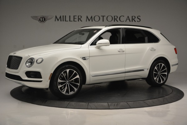 Used 2019 Bentley Bentayga V8 for sale $159,900 at Maserati of Greenwich in Greenwich CT 06830 1
