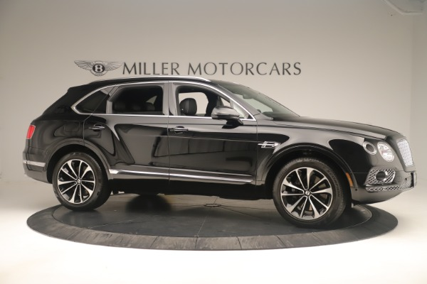Used 2018 Bentley Bentayga W12 Signature for sale Sold at Maserati of Greenwich in Greenwich CT 06830 10