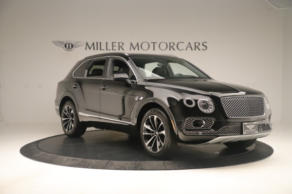 Used 2018 Bentley Bentayga W12 Signature for sale Sold at Maserati of Greenwich in Greenwich CT 06830 11