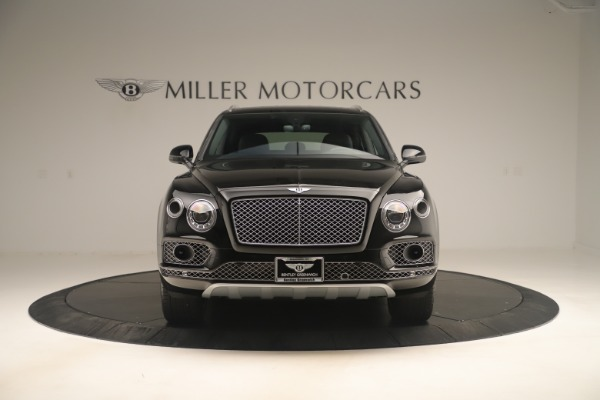 Used 2018 Bentley Bentayga W12 Signature for sale Sold at Maserati of Greenwich in Greenwich CT 06830 12