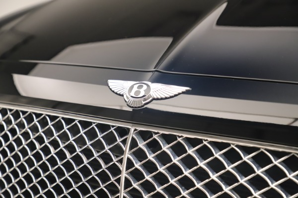 Used 2018 Bentley Bentayga W12 Signature for sale Sold at Maserati of Greenwich in Greenwich CT 06830 14