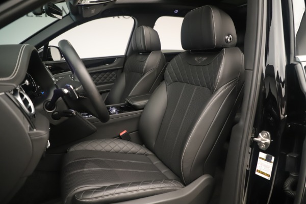 Used 2018 Bentley Bentayga W12 Signature for sale Sold at Maserati of Greenwich in Greenwich CT 06830 19