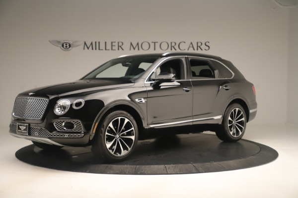 Used 2018 Bentley Bentayga W12 Signature for sale Sold at Maserati of Greenwich in Greenwich CT 06830 2