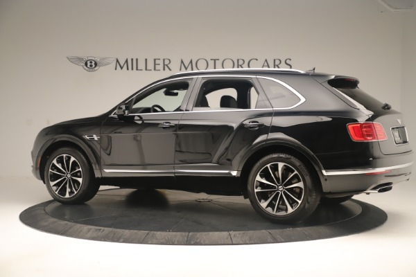 Used 2018 Bentley Bentayga W12 Signature for sale Sold at Maserati of Greenwich in Greenwich CT 06830 4