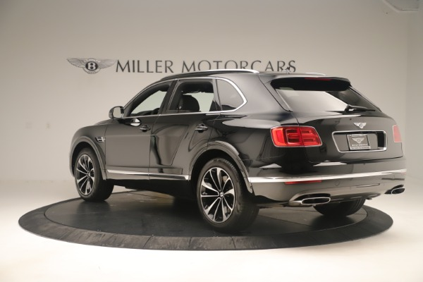 Used 2018 Bentley Bentayga W12 Signature for sale Sold at Maserati of Greenwich in Greenwich CT 06830 5