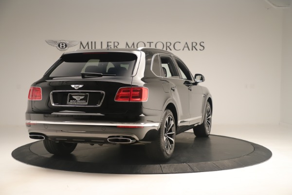 Used 2018 Bentley Bentayga W12 Signature for sale Sold at Maserati of Greenwich in Greenwich CT 06830 7