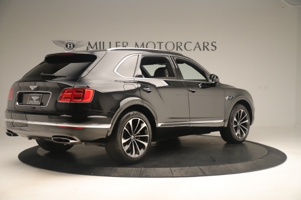 Used 2018 Bentley Bentayga W12 Signature for sale Sold at Maserati of Greenwich in Greenwich CT 06830 8