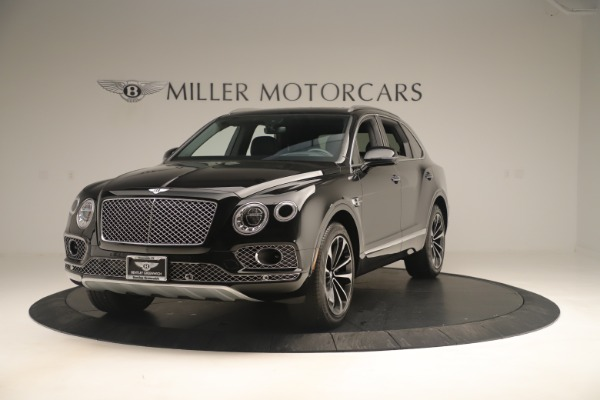 Used 2018 Bentley Bentayga W12 Signature for sale Sold at Maserati of Greenwich in Greenwich CT 06830 1
