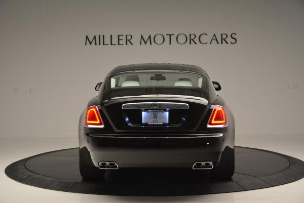 New 2016 Rolls-Royce Wraith for sale Sold at Maserati of Greenwich in Greenwich CT 06830 6
