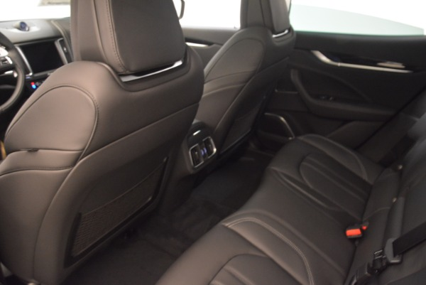 Used 2018 Maserati Levante S Q4 GranSport for sale Call for price at Maserati of Greenwich in Greenwich CT 06830 17