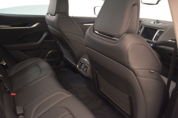 Used 2018 Maserati Levante S Q4 GranSport for sale Call for price at Maserati of Greenwich in Greenwich CT 06830 23