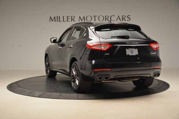 Used 2018 Maserati Levante S Q4 GranSport for sale Call for price at Maserati of Greenwich in Greenwich CT 06830 4