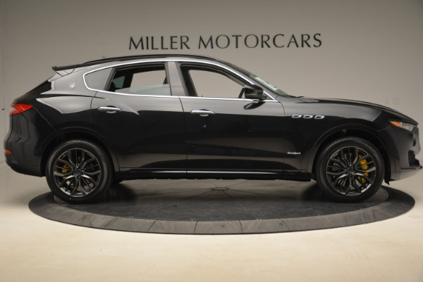 Used 2018 Maserati Levante S Q4 GranSport for sale Call for price at Maserati of Greenwich in Greenwich CT 06830 8
