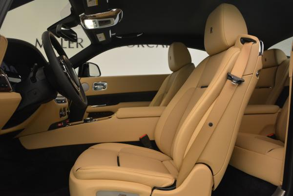 New 2016 Rolls-Royce Wraith for sale Sold at Maserati of Greenwich in Greenwich CT 06830 20