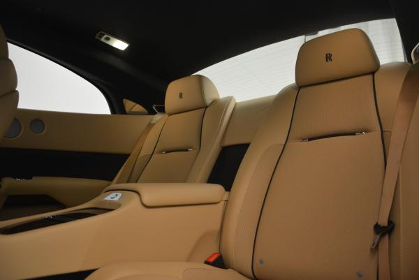 New 2016 Rolls-Royce Wraith for sale Sold at Maserati of Greenwich in Greenwich CT 06830 21