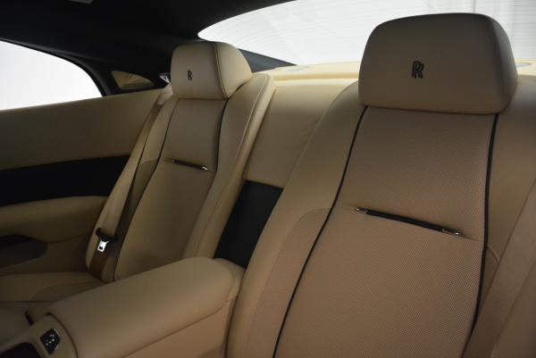New 2016 Rolls-Royce Wraith for sale Sold at Maserati of Greenwich in Greenwich CT 06830 26