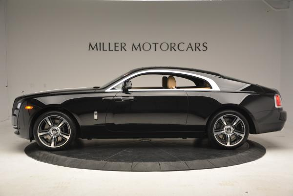 New 2016 Rolls-Royce Wraith for sale Sold at Maserati of Greenwich in Greenwich CT 06830 4