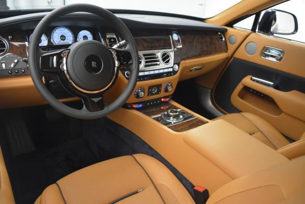 Used 2016 Rolls-Royce Wraith for sale Sold at Maserati of Greenwich in Greenwich CT 06830 14