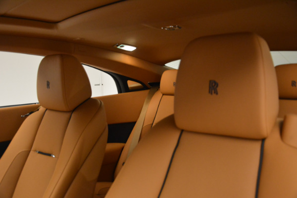 Used 2016 Rolls-Royce Wraith for sale Sold at Maserati of Greenwich in Greenwich CT 06830 16
