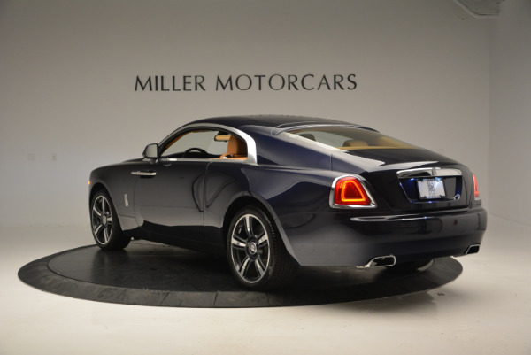 Used 2016 Rolls-Royce Wraith for sale Sold at Maserati of Greenwich in Greenwich CT 06830 3