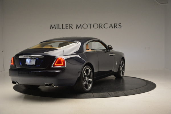 Used 2016 Rolls-Royce Wraith for sale Sold at Maserati of Greenwich in Greenwich CT 06830 5