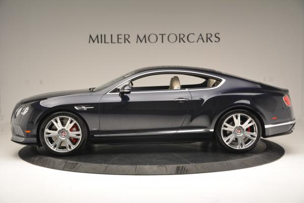 Used 2016 Bentley Continental GT V8 S for sale Sold at Maserati of Greenwich in Greenwich CT 06830 3