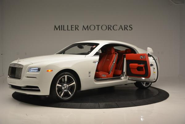 New 2016 Rolls-Royce Wraith for sale Sold at Maserati of Greenwich in Greenwich CT 06830 14