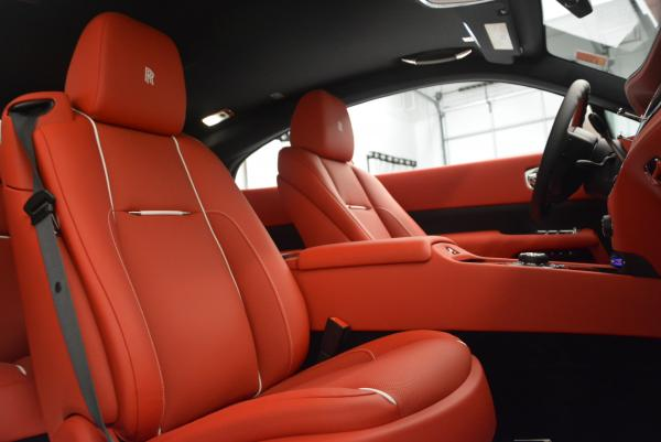 New 2016 Rolls-Royce Wraith for sale Sold at Maserati of Greenwich in Greenwich CT 06830 24