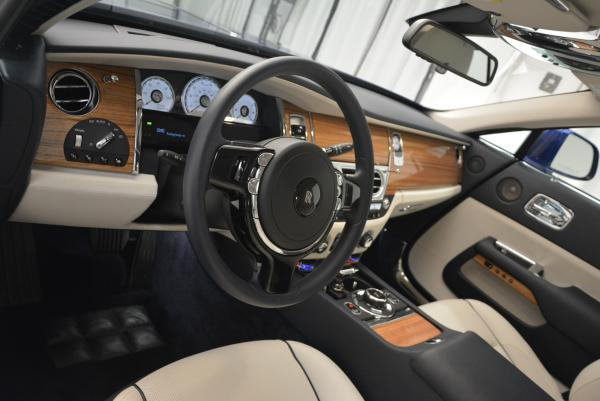 New 2016 Rolls-Royce Wraith for sale Sold at Maserati of Greenwich in Greenwich CT 06830 16