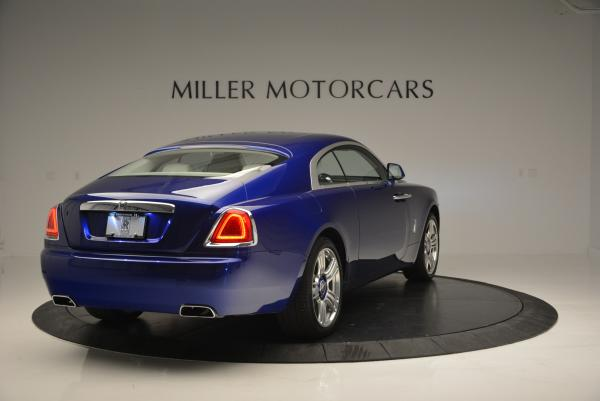 New 2016 Rolls-Royce Wraith for sale Sold at Maserati of Greenwich in Greenwich CT 06830 7