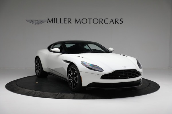 New 2018 Aston Martin DB11 V8 Coupe for sale Sold at Maserati of Greenwich in Greenwich CT 06830 10