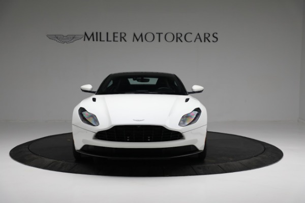 New 2018 Aston Martin DB11 V8 Coupe for sale Sold at Maserati of Greenwich in Greenwich CT 06830 11